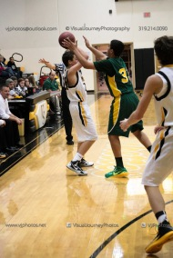 Vinton-Shellsburg vs Beckman Catholic Soph-8406