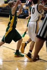 Vinton-Shellsburg vs Beckman Catholic Soph-8412