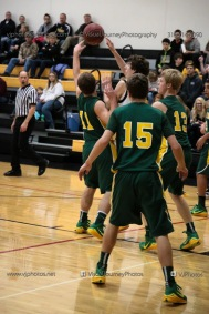 Vinton-Shellsburg vs Beckman Catholic Soph-8415