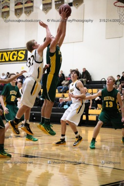 Vinton-Shellsburg vs Beckman Catholic Soph-8422