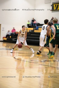 Vinton-Shellsburg vs Beckman Catholic Soph-8425