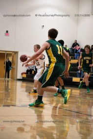 Vinton-Shellsburg vs Beckman Catholic Soph-8448