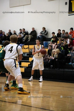 Vinton-Shellsburg vs Beckman Catholic Soph-8452