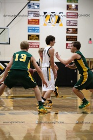 Vinton-Shellsburg vs Beckman Catholic Soph-8455