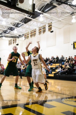 Vinton-Shellsburg vs Beckman Catholic Soph-8465