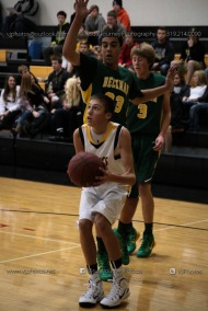Vinton-Shellsburg vs Beckman Catholic Soph-8470