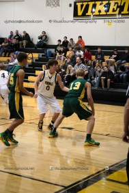 Vinton-Shellsburg vs Beckman Catholic Soph-8478