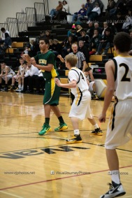 Vinton-Shellsburg vs Beckman Catholic Soph-8485