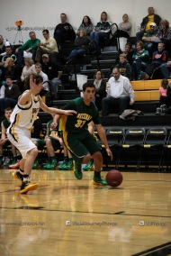 Vinton-Shellsburg vs Beckman Catholic Soph-8491