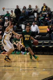 Vinton-Shellsburg vs Beckman Catholic Soph-8492