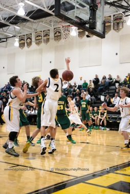 Vinton-Shellsburg vs Beckman Catholic Soph-8509