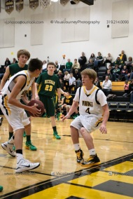 Vinton-Shellsburg vs Beckman Catholic Soph-8511