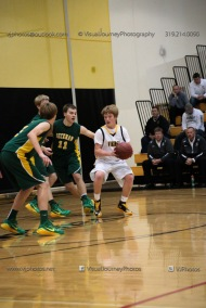 Vinton-Shellsburg vs Beckman Catholic Soph-8540