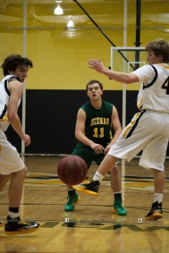 Vinton-Shellsburg vs Beckman Catholic Soph-8566