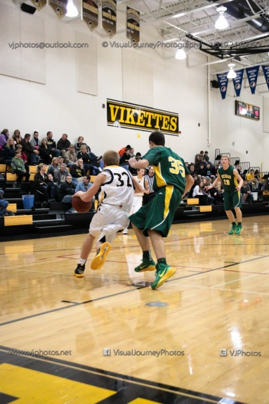 Vinton-Shellsburg vs Beckman Catholic Soph-8567