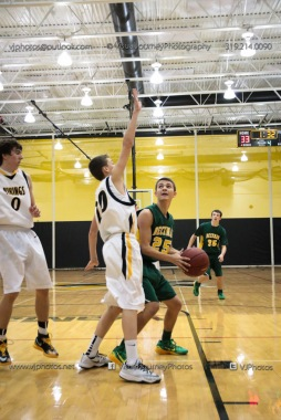 Vinton-Shellsburg vs Beckman Catholic Soph-8586