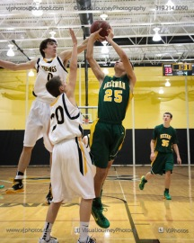 Vinton-Shellsburg vs Beckman Catholic Soph-8587