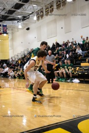 Vinton-Shellsburg vs Beckman Catholic Soph-8590