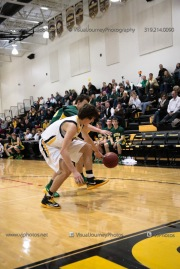 Vinton-Shellsburg vs Beckman Catholic Soph-8591