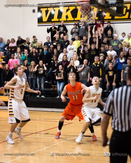 Vinton-Shellsburg vs Solon 2013-0216