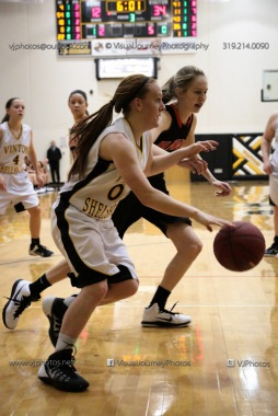 Vinton-Shellsburg vs West Delaware JV-9371