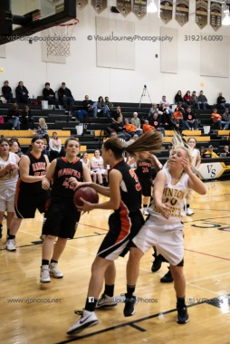 Vinton-Shellsburg vs West Delaware JV-9469