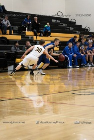 JV Boys Basketball Vinton-Shellsburg vs Benton Community-1010