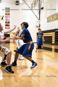 JV Boys Basketball Vinton-Shellsburg vs Benton Community-1014