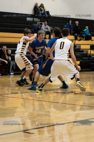 JV Boys Basketball Vinton-Shellsburg vs Benton Community-1023