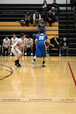 JV Boys Basketball Vinton-Shellsburg vs Benton Community-1050