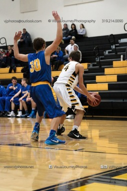 JV Boys Basketball Vinton-Shellsburg vs Benton Community-1111