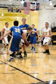 JV Boys Basketball Vinton-Shellsburg vs Benton Community-1135