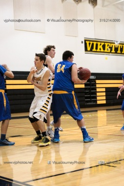 JV Boys Basketball Vinton-Shellsburg vs Benton Community-1235
