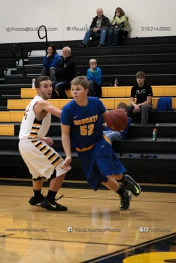 JV Boys Basketball Vinton-Shellsburg vs Benton Community-1390