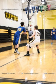 JV Boys Basketball Vinton-Shellsburg vs Benton Community-1400
