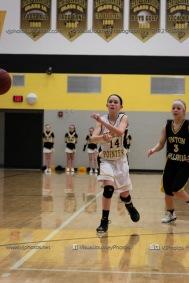 JV Girls Basketball Center Point-Urbana vs Vinton-Shellsburg-1552