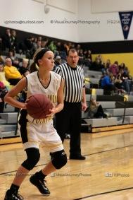 JV Girls Basketball Center Point-Urbana vs Vinton-Shellsburg-1553