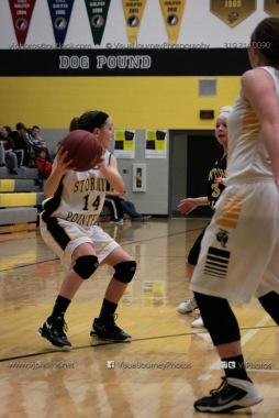 JV Girls Basketball Center Point-Urbana vs Vinton-Shellsburg-1556