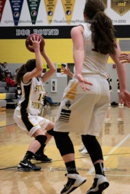 JV Girls Basketball Center Point-Urbana vs Vinton-Shellsburg-1557