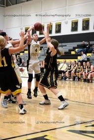JV Girls Basketball Center Point-Urbana vs Vinton-Shellsburg-1563