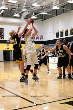 JV Girls Basketball Center Point-Urbana vs Vinton-Shellsburg-1567