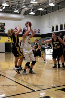 JV Girls Basketball Center Point-Urbana vs Vinton-Shellsburg-1568