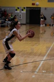 JV Girls Basketball Center Point-Urbana vs Vinton-Shellsburg-1572