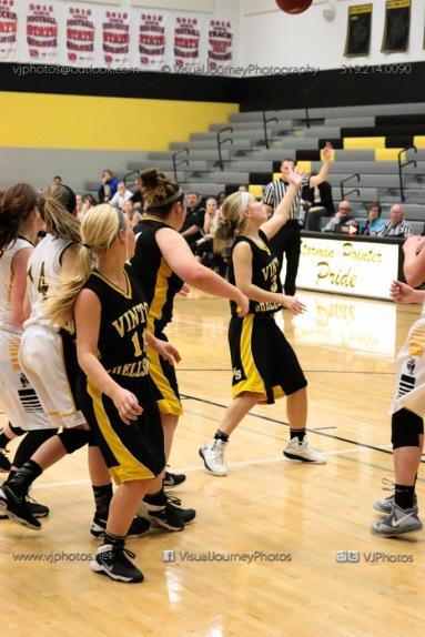 JV Girls Basketball Center Point-Urbana vs Vinton-Shellsburg-1575