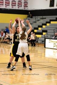 JV Girls Basketball Center Point-Urbana vs Vinton-Shellsburg-1578