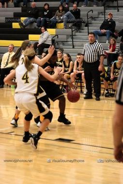 JV Girls Basketball Center Point-Urbana vs Vinton-Shellsburg-1581