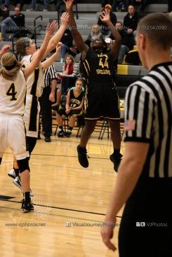 JV Girls Basketball Center Point-Urbana vs Vinton-Shellsburg-1585