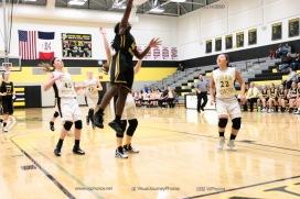 JV Girls Basketball Center Point-Urbana vs Vinton-Shellsburg-1586