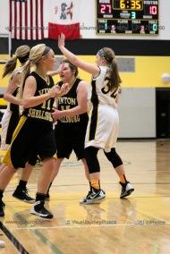 JV Girls Basketball Center Point-Urbana vs Vinton-Shellsburg-1590