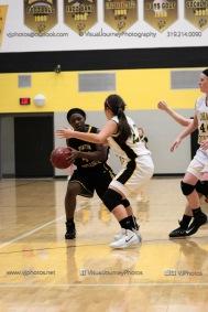 JV Girls Basketball Center Point-Urbana vs Vinton-Shellsburg-1592